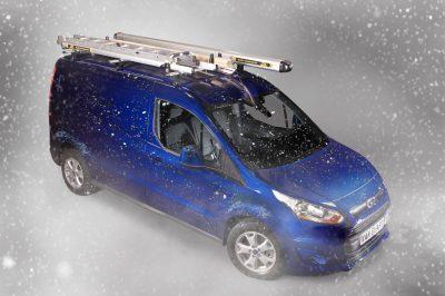 Van Guard Snow Van