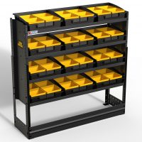 Van Guard Internal Racking VG125/H