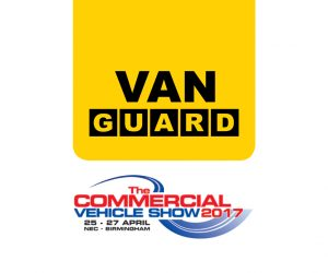 Van Guard at the CV Show