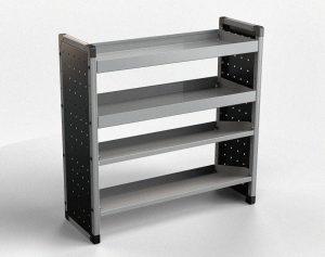 Aluminium Van Racking