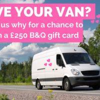 Van Love Your Van Competition