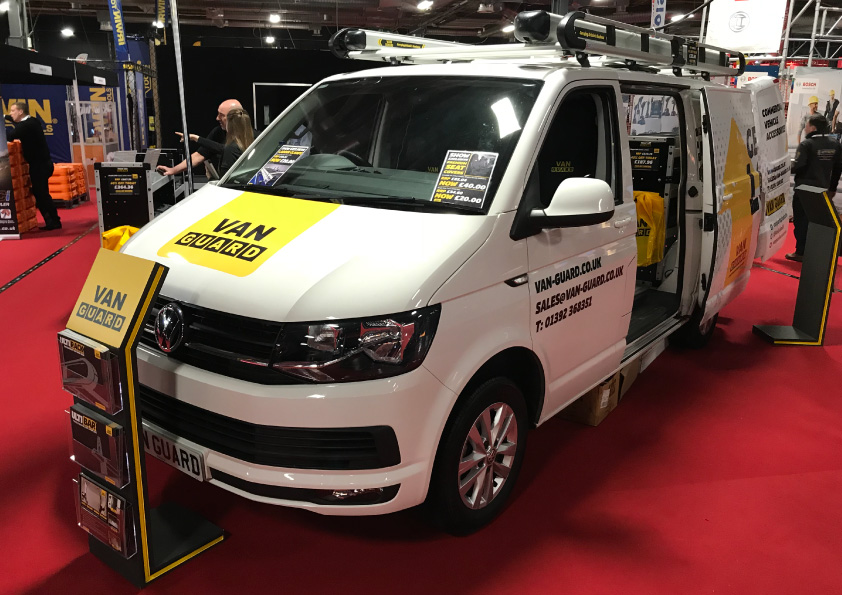 Successful Manchester Tool Fair For Van Guard Accessories