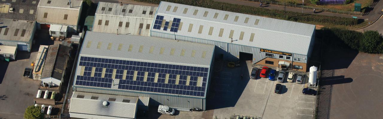Van Guard Accessories Aerial Shot