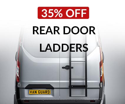 rear door ladders