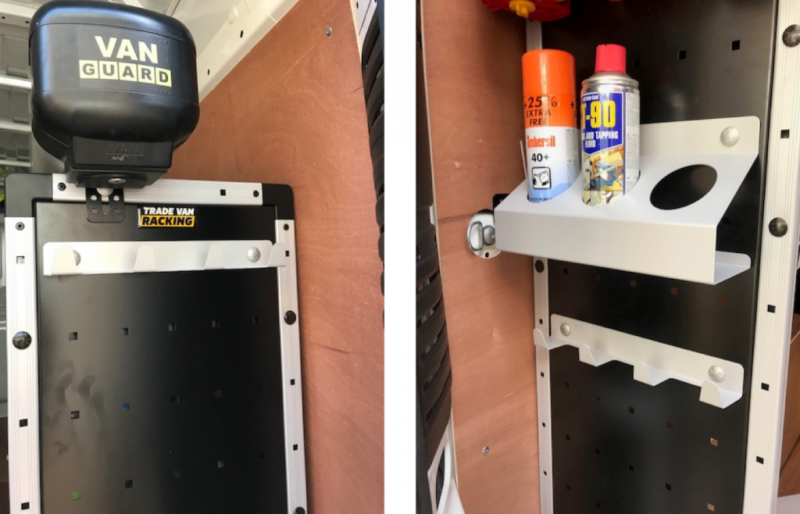 Van Guard Racking Accessories