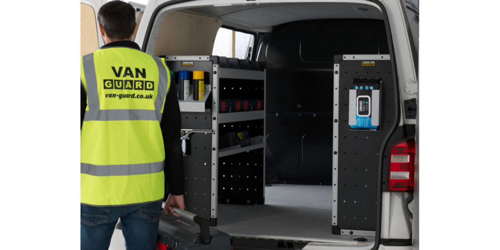 Van Guard Racking